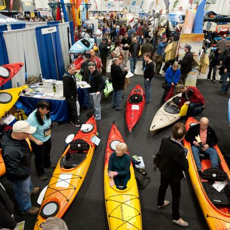 Meet me at Canoecopia – March 9-11, 2018